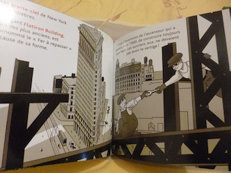 New York 2 - Milan - Les lectures de Liyah