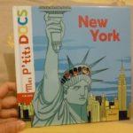 New York - Milan - Les lectures de Liyah