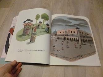 Bons baisers ratés de Venise 1 - Gulf stream - Les lectures de Liyah