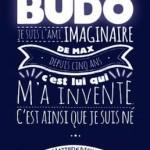 Je m'appelle Budo