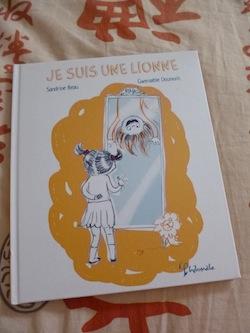 Je suis une lionne - Philomele - Les lectures de Liyah