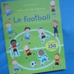 Le football - Usborne - Les lectures de Liyah