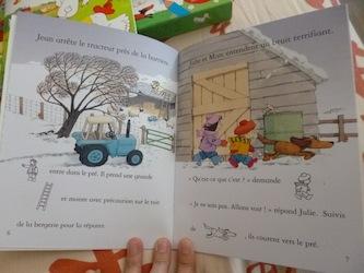 Ma valisette ferme 5 - Usborne - Les lectures de LIyah