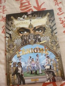 Michael Jackon L'enigme - Les lectures de Liyah