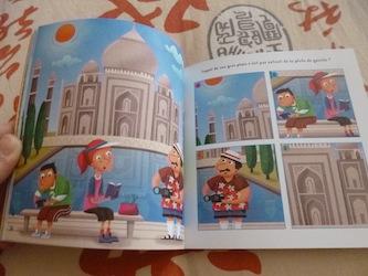 Mini livre jeux vacances 1 - Usborne - Les lectures de Liyah