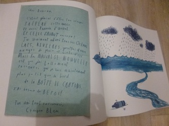 Rebellion chez les crayons 2 - Kaleidoscope - Les lectures de Liyah