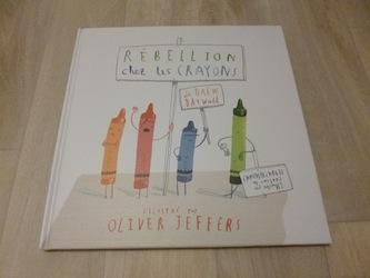 Rebellion chez les crayons - Kaleidoscope - Les lectures de Liyah