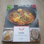 Recette Inde - Hachette - Les lectures de Liyah