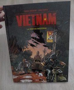 Vietnam - Glenat - Les lectures de Liyah