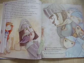 Alienor et le chateau assiege 2 - P'tits totem - Les lectures de Liyah