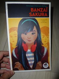 Littérature jeunesse Banzai Sakura - Oskar - Les lectures de Liyah
