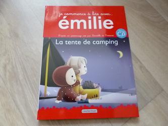 Emilie camping - Casterman - Les lectures de Liyah