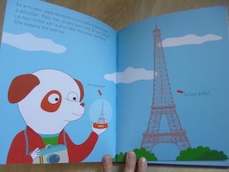Felix a Paris 1 - Tourbillon - Les lectures de Liyah