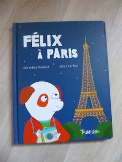 Felix a Paris - Tourbillon - Les lectures de Liyah