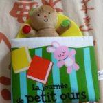 La journée de petit ours - Tourbillon - Les lectures de Liyah