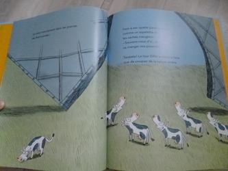 La tour eiffel a des ailes 1 - Nathan - Les lectures de Liyah