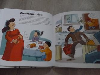 Quel evenment un bebe 2 - DLMJ - Les lectures de Liyah