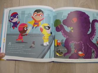 Super-héros 2 - Gautier Languereaux - Les lectures de Liyah