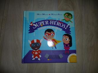 Super-héros - Gautier Languereaux - Les lectures de Liyah