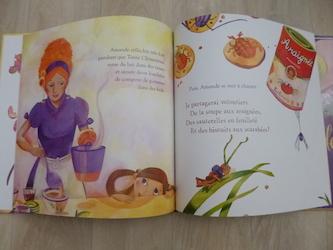 Amande lavande 1 - Dominique et cie - Les lectures de Liyah