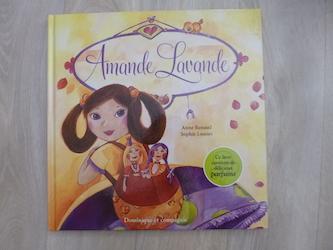 Amande lavande - Dominique et cie - Les lectures de Liyah