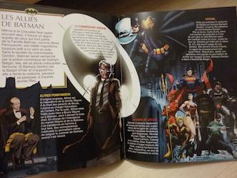 Batman - Fleurus - Les lectures de Liyah
