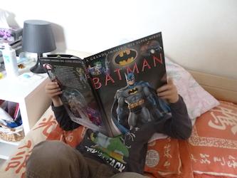Batman Superman 1 - Fleurus - Les lectures de Liyah