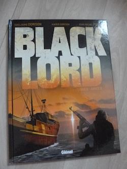 Bande dessinée adultes Black lord - Glenat - Les lectures de LIyah