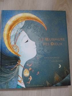 Le murmure des Dieux - Balivernes - Les lectures de Liyah