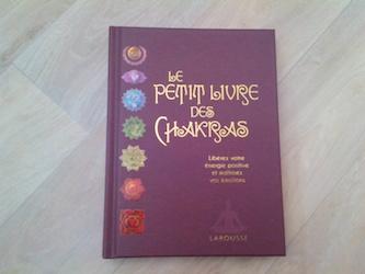 développement personnel Le petit livre des chakras