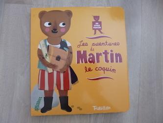 Les aventures de Martin le coquin - Tourbillon - Les lectures de Liyah