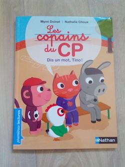 Première lecture dès 6 ans Les copains du CP nathan