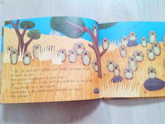 Panique chez les suricates 2 - Balivernes - Les lectures de Liyah