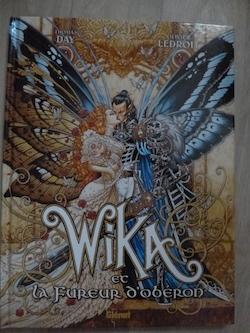 Wika - Glenat - Les lectures de Liyah