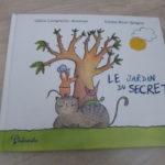 Album jeunesse - Le jardin du secret