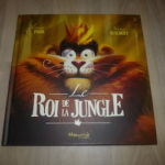 Album jeunesse Le roi de la jungle