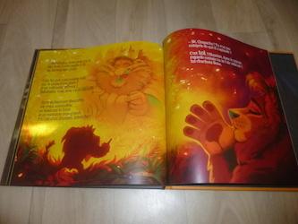 Album jeunesse Le roi de la jungle 3