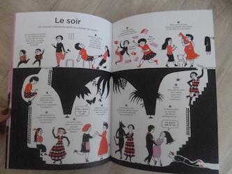 Album jeunesse Les secrets de l'école 1