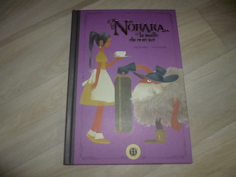 Album jeunesse Nobara