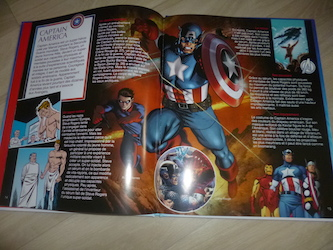 Documentaire jeunesse Marvel 2