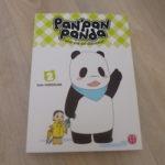 Manga Jeunesse Pan Pan Panda 2