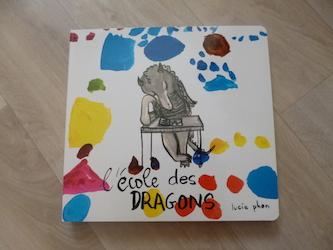 Album Jeunesse L'école des dragons