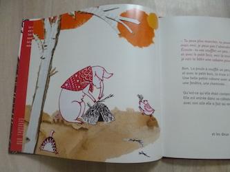 Conte pour enfants - La truie et le loup 1