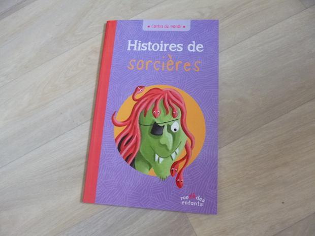 Contes pour enfants - Histoires de sorcieres