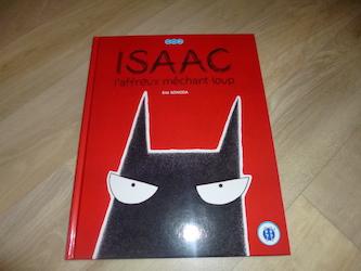 Histoire pour enfants - Isaac loup