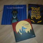 Histoire pour enfants - Loup