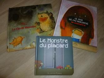 Histoire pour enfants - Monstres