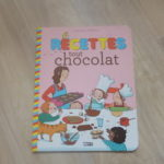 Livre de cuisine - Recette tout chocolat