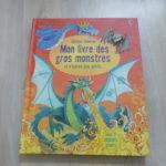 Livre enfant - Livre gros monstres