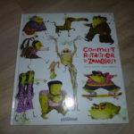 Livre jeunesse - Comment ratatiner les zombies